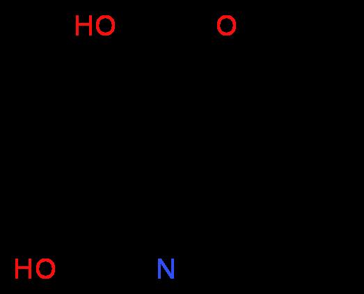 2 Hydroxy Quinoline 4 Carboxylic Acid Molecular Structure CAS 15733 89 8
