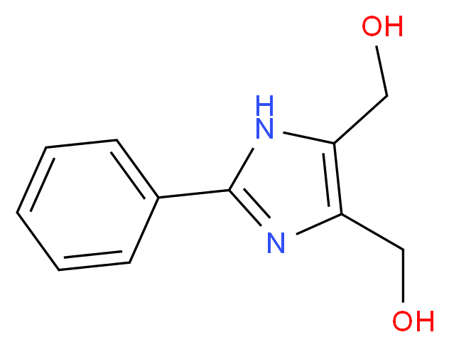 4,5-dihydroxymethyl-2-phenylimidazole_Molecular_structure_CAS_61698-32-6)