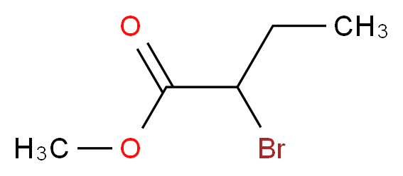 Methyl 2-bromobutyrate_Molecular_structure_CAS_3196-15-4)