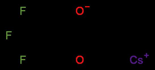 21907-50-6|CsTFA|Cesium trifluoroacetate|Cesium
