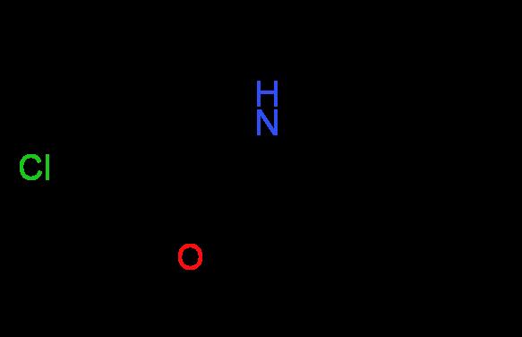 2 Chloro 26 Dimethylacetanilide Molecular Structure CAS 1131 01 7