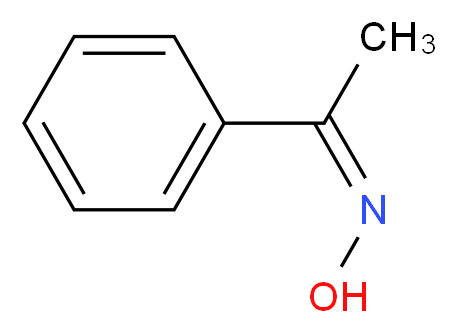 1-Phenyl-1-ethanone oxime_Molecular_structure_CAS_613-91-2)
