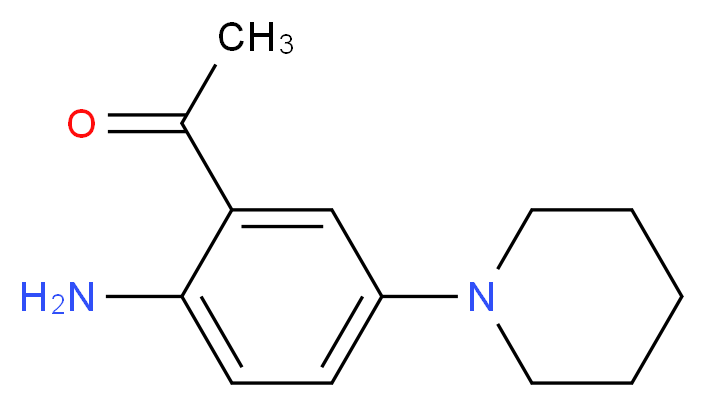 1-(2-Amino-5-piperidinophenyl)-1-ethanone_Molecular_structure_CAS_60283-14-9)