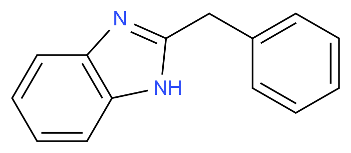 2-benzyl-1H-benzo[d]imidazole_Molecular_structure_CAS_)