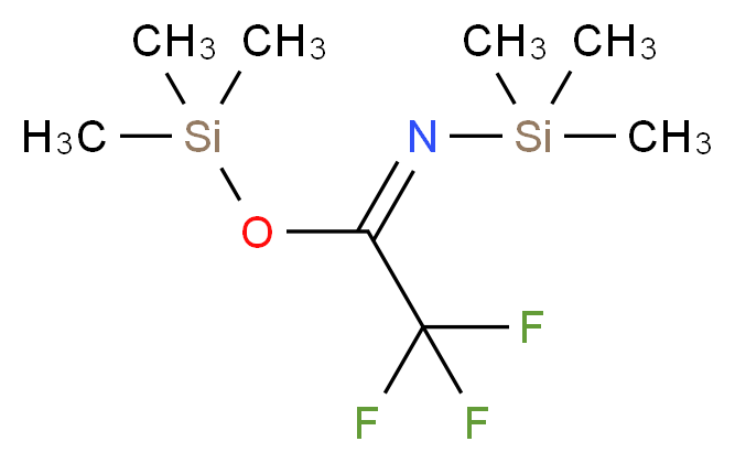 N,O-Bis(trimethylsilyl)trifluoroacetamide_Molecular_structure_CAS_25561-30-2)