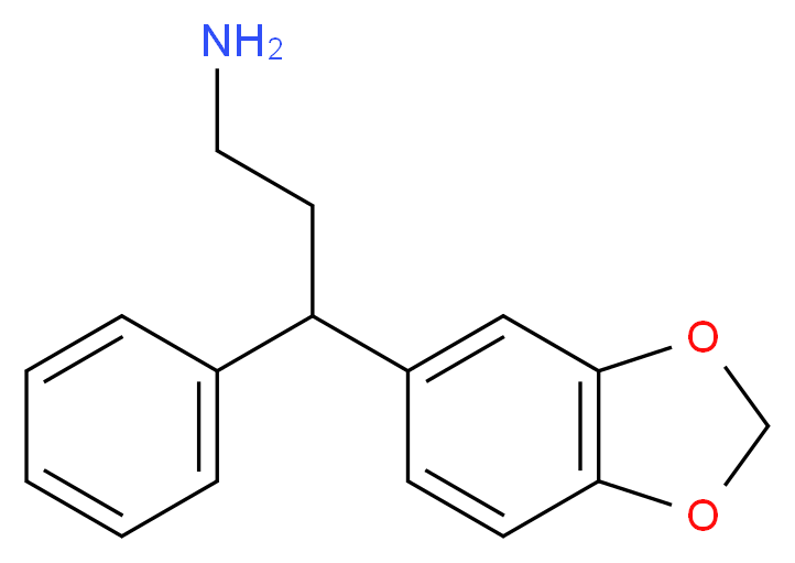 3-Benzo[1,3]dioxol-5-yl-3-phenyl-propylamine_Molecular_structure_CAS_330833-79-9)