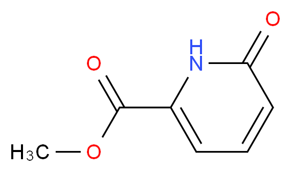 Methyl 6-oxo-1,6-dihydropyridine-2-carboxylate_Molecular_structure_CAS_30062-34-1)